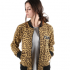Colour wear slam jacket leopard 1