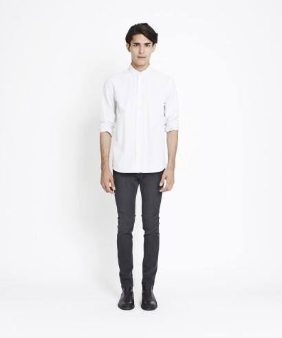 Samsoe Samsoe Jay FX 3929 Shirt White 2