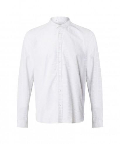 Samsoe Samsoe Jay FX 3929 Shirt White