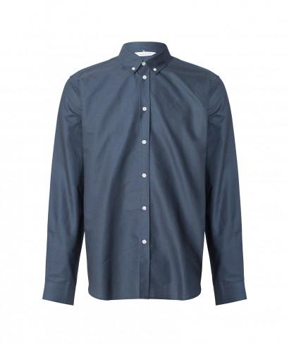 Samsoe Samsoe Liam CX2694 Shirt Midnight