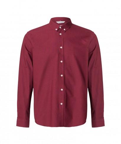 Samsoe Samsoe Liam CX2694 Shirt Tawny Port