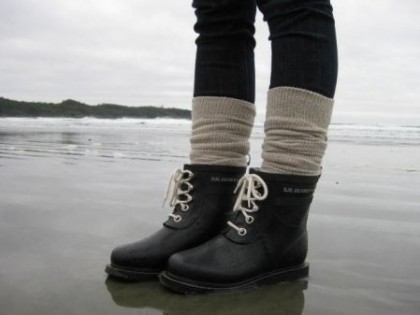 Ilse Jacobsen: These boots are made for… RAIN!