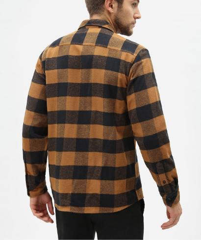 Dickies-Sacaramento-shirt-brown-duck-3