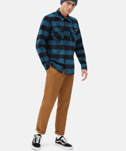 Dickies-Sacaramento-shirt-cobatl-blue-1