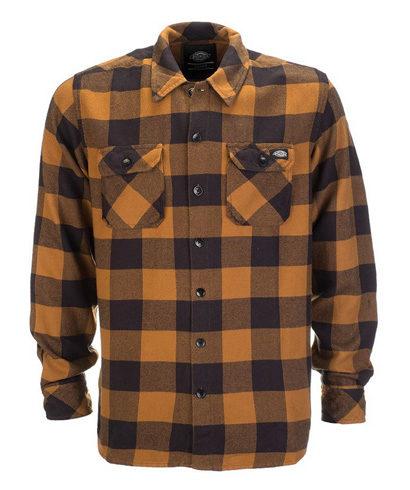 Dickies-sacramento-Brown-shirt-1