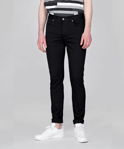 Dr-Denim-Clark-Solid-Black-1
