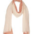 numph trille scarf cameo brown