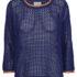 numph auberon knit blue