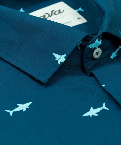 Brava-Camisa-Manga-corta-Sharks-Tiburones-2
