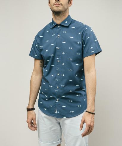 Brava-Camisa-Manga-corta-Sharks-Tiburones-3