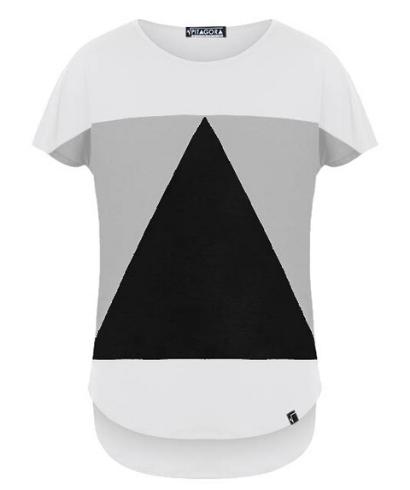 Pitagora_Camiseta_Aequilaterus_Blanco_Gris