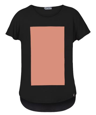 Pitagora_Camiseta_Quadrilateral_Negro_Coral