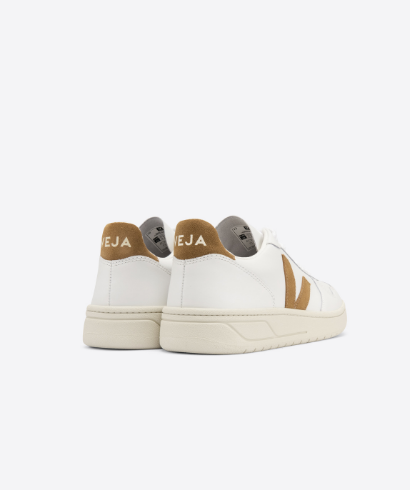Veja-V-10-Leather-Extra-White-Camel-3