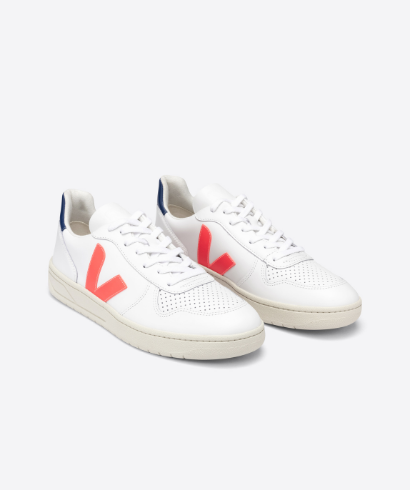Veja-V-10-Leather-extra-white-orange-fluor-cobalt-3
