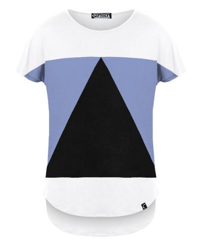 Pitagora-Camiseta-Aequilaterus-Blanco-Celeste