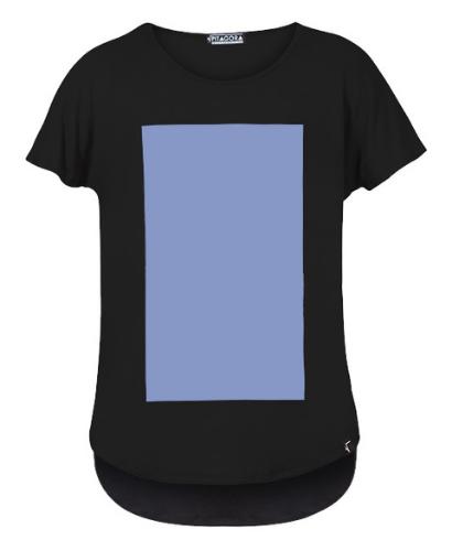 Pitagora_Camiseta_Quadrilateral_Negro_Celeste