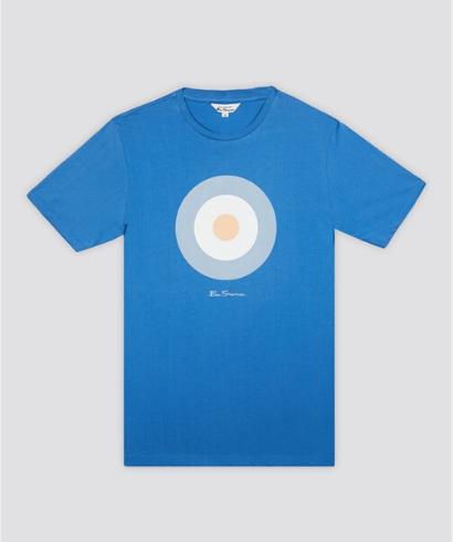 Ben-Sherman-Camiseta-mod-azul-1