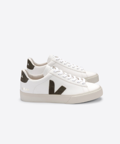 Veja-Campo-Leather-extra-white-kaki-1