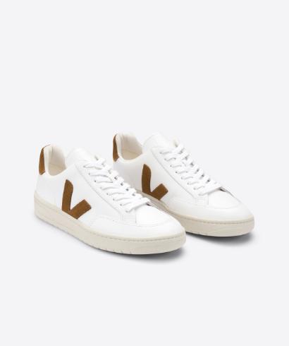 Veja-V-12-Leather-extra-white-camel-3