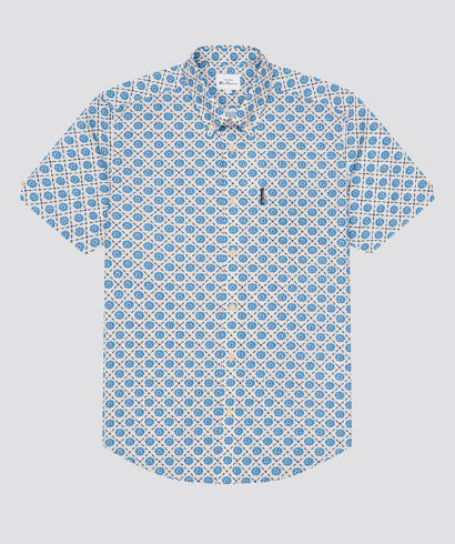 Ben-Sherman-block-floral-shirt-riviera-blue-4