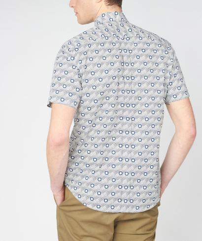 Ben-Sherman-retro-print-shirt-mood-indigo-2