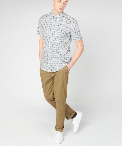 Ben-Sherman-retro-print-shirt-mood-indigo-3