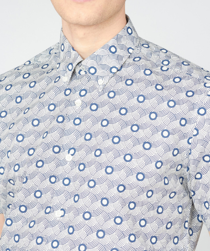 Ben-Sherman-retro-print-shirt-mood-indigo-4