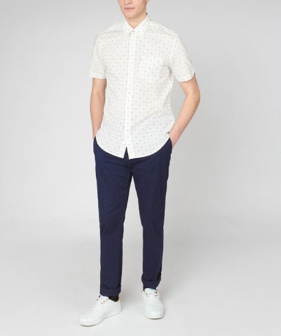 Ben-Sherman-scattered-geo-print-snow-white-shirt-5