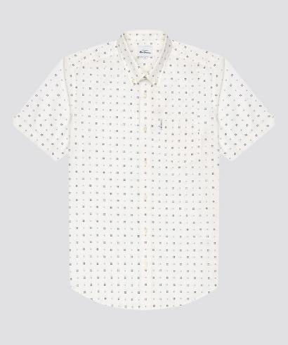 Ben-Sherman-scattered-geo-print-snow-white-shirt-6