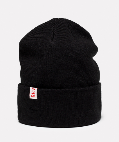 Revolution-Beanie-Black-9139