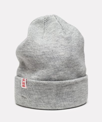 Revolution-Beanie-Grey-9139