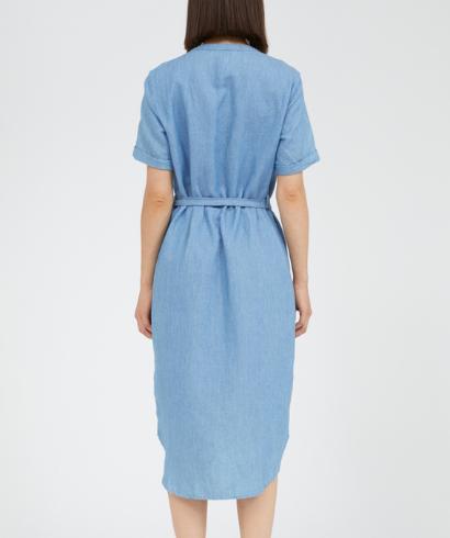 Armedangels-Maare-Dress-Foggy-Blue-2