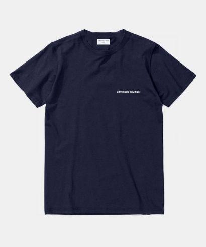 Edmmond-Ted-T-shirt-Navy-1