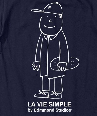 Edmmond-Ted-T-shirt-Navy-3