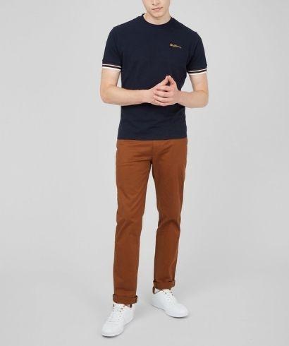 ben-sherman-signature-slim-stretch-chino-pant-light-brown-5